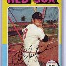Carl Yastrzemski 1975 Topps #280 Red Sox HOF