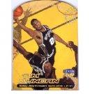Tim Duncan 1999-00 Fleer Ultra Gold Medallion Edition #80-G Spurs