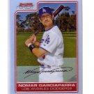 Nomar Garciaparra 2006 Bowman Chrome Refractor #82 Dodgers, Red Sox, Cubs