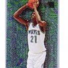 Kevin Garnett RC 1995-96 Fleer Metal Tempered Steel #4 Timberwolves Celtics