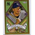 Alex Rodriguez 2008 Topps Chrome T205 Design #TCCP5 Yankees