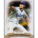 Clayton Kershaw 2011 Topps Tier One #18 Dodgers #/799