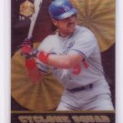 Mike Piazza 1995 Sportflix UC3 Cyclone Squad #CS-6 Dodgers Mets