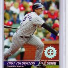 Troy Tulowitzki 2008 Stadium Club 1st Day Issue #36 Rockies