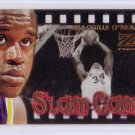 Shaquille O'Neal 1997-98 Z-Force Slam Cam Insert #9SC Lakers, Magic Shaq