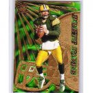 Brett Favre 1997 Pacific Dynagon Prism #54 Packers, Vikings