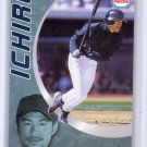Ichiro Suzuki RC 2001 Topps Nestle #6 of 6 (Rookie Year) Marlins Yankees