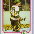 Dino Ciccarelli RC 1981-82 Topps #105W Red Wings HOF