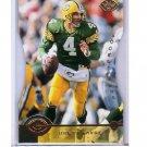 Brett Favre 1996 Leaf Press Proof Die-Cut #44 Packers, Vikings Qty/2000