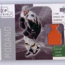Mike Modano HOF 2000-01 UD Top Shelf Stanley Cup Relic #MM Stars