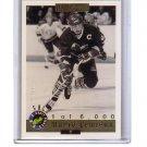 Mario Lemieux 1992 Classic Draft Picks Flashback Gold Foil #66 Penguins HOF #/6000