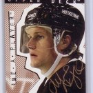 Markus Naslund 1994-95 Upper Deck Be a Player Gold Signatures #68 Canucks