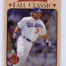 Mike Piazza 1995 SP Championship Destination Fall Classic #4  Dodgers Mets