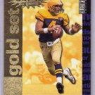 Brett Favre 1995 Upper Deck CC Crash the Game Prizes Gold Set #C6 Packers