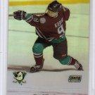 Paul Kariya 1999-00 Stadium Club Chrome Refractor #4  Ducks