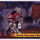 Martin Brodeur 1998-99 Bowman's Best Scotty Bowman' Best #SB-2  Devils