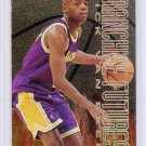 Nick Van Exel 1995-96 Fleer Franchise Futures #8 Lakers