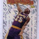 Eddie Jones  1995-96 Topps Whiz Kids #WK12 Lakers