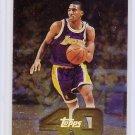Eddie Jones  1997-98 Topps Topps 40 #T40-12 Lakers