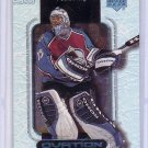 Patrick Roy 1999-00 Upper Deck Ovation #15  Canadiens Avalanche