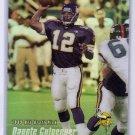Daunte Culpepper RC 1999 Stadium Club Chrome Refractor #119 Vikings