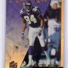 Randy Moss 1999 Upper Deck HoloGrFX Starview Gold #S9 Vikings Raiders Patriots