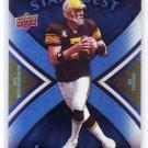 Ben Roethlisberger 2008 Upper Deck Starquest Rainbow Blue #SQ4 Steelers
