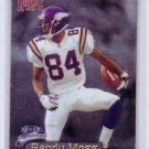 Randy Moss RC 1998 Fleer Brilliants #140 Vikings Raiders Patriots