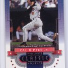 Cal Ripken 2001 Upper Deck Classic Midsummer Moments #CM7 Orioles HOF