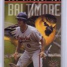 Cal Ripken 1994 Donruss Triple Play Nicknames #6 Orioles HOF