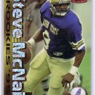Steve McNair RC 1995 Pacific Collection #12 Titans, Oilers