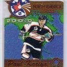 Paul Kariya 1999-00 Pacific Omega Die-Cut All-Star #1 Ducks