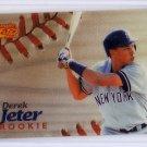Derek Jeter 1996 Sportflix #139 Yankees