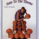 Tracy McGrady RC 1997-98 Ultra Heir to the Throne #10 HT Raptors, Rockets, Magic