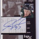 Jeremy Roenick 1999-00 SP Authentic Sign of the Times #JR Blackhawks, Flyers, Kings