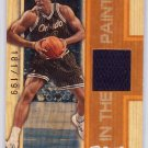 Dwight Howard 2007-08 Topps Trademark Moves Relics In the Paint #TR-DH Rockets Lakers Magic #/199