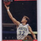 Christian Laettner 1993-94 Upper Deck All-Rookie Team #AR3 Timberwolves