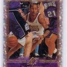 Allen Iverson 1999-00 SPx SPx Masters #M4 76ers