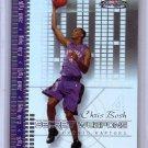 Chris Bosh RC 2003-04 Fleer Mystique Secret Weapons #7 SW Heat #/500