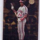 Manny Ramirez 1994 Leaf Gold Leaf Rookies #6 Indians Red Sox