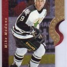 Mike Modano 1996-97 Upper Deck Superstar Showdown Die-cut #SS19A Stars HOF