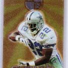 Emmitt Smith 1997 Collector's Edge Excalibur National Convention Gold Foil #36 Cowboys #/1000