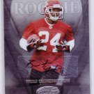 Brandon Flowers RC 2008 Leaf Certified Rookie Autograph #156 Chiefs Chargers #/899