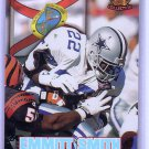 Emmitt Smith 1995 Pacific Hometown Heroes #HH1 Cowboys HOF