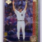 Wade Boggs 1998 Upper Deck 10th Anniversary Preview #34 Yankees, Red Sox HOF