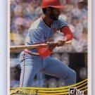 Ozzie Smith 1984 Donruss #59 Cardinals HOF