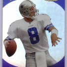 Troy Aikman 1998 Edge Masters Master Legends #ML05 Cowboys HOF #/2500