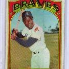 Hank Aaron 1972 Topps #299 Braves HOF