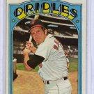 Brooks Robinson 1972 Topps #550 Orioles HOF