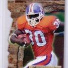 Terrell Davis HOF 1997 Edge Excalibur Castle Die-cut #6 Broncos